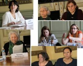 Encuentro de periodistas de la mediterranea 2. Fotos Leonor Sedó