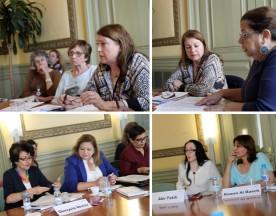 encuentro de periodistas de la mediterranea 3. Fotos Leonor Sedó