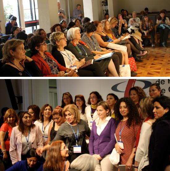 VI encuentro sección inaugural 2 Fotos Leonor Sedó