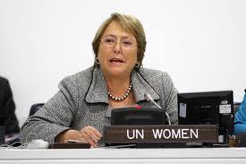 Bachelet UN Women