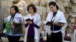 Diez detenidas en el Muro de las Lamentaciones por llevar atuendo masculino