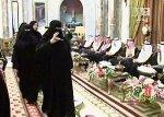 Por primera vez  en la shura saudí hay mujeres.Foto: REUTERS