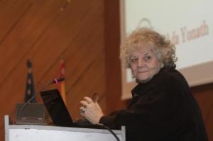 La científica Ada Yonath.