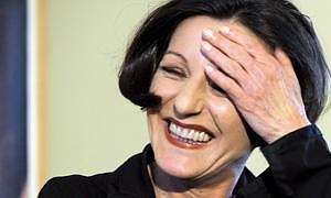 La escritora rumana de origen germano Herta Müller fue la última mujer en lograr el Nobel de Literatura, en 2009.
