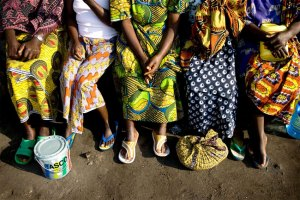 Mujeres Irin Kenya