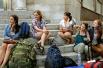 Estudiantes en León