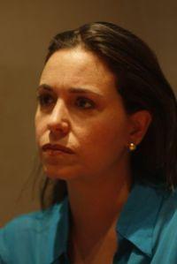 La diputada opositora venezolana María Corina Machado en 2012. / MOEH ATITAR