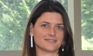 La científica española Nuria Martí Gutiérrez
