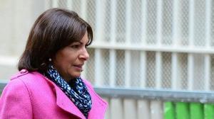 Anne Hidalgo, hija de un emigrante español y candidata a la alcaldía de París/ AFP