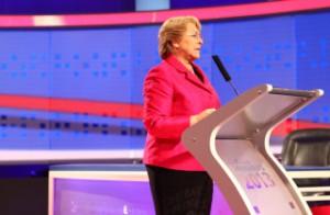 Michelle Bachelet, primarias 2013