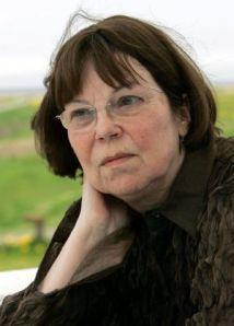 Sarah Kirsch, poeta alemana, en 2006. / INGO WAGNER (CORDON)