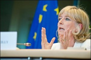 Emily O'Reilly. Parlamento Europeo