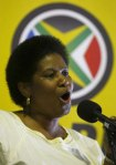 La política, Phumzile Mlambo.| EfeLa
