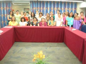 V encuentro Internacional de la RIPVG en Mérida, Yucatán, Mexico