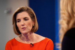 Sallie Krawcheck estuvo a cargo de los negocios de gestión de patrimonio de Citigroup y Bank of America.Steve Remich for The Wall Street Journal
