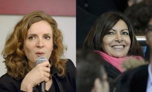 Anne Hidalgo y Nathalie Kosciusko-Morizet, las dos favoritas para las elecciones municipales de la capital francesa del 23 de marzo, han llevado a cabo una campaña con alta atención mediática.