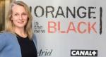 Piper Kerman, autora del libro 'Orange is the new black'.- MARÍA JOSÉ ARIAS