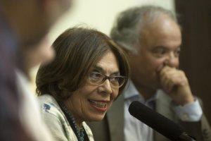 La abogada de las víctimas de la dictadura franquista ante la dictadura argentina, Ana Messuti