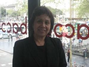 Lucina Jiménez, la directora de ConArte