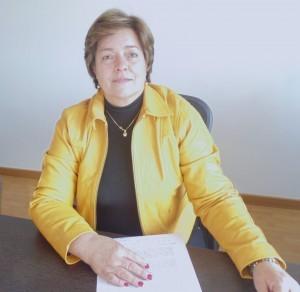 Senadora Polo democrático, Gloria Inés Ramírez Niño