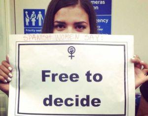 Una de las acciones de protesta realizadas en el metro de Londres. M.B.