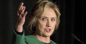 Hillary Clinton confirma que se postulará a las primarias del Partido Demócrata. / EFE