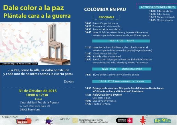 Programa Colombia en Pau
