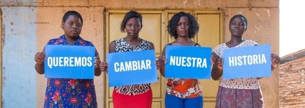 foto de niñas de Uganda
