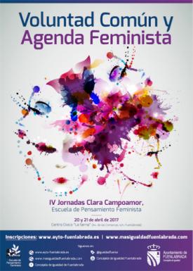 Cartel-IV-Jornadas-EPF Clara Campoamor