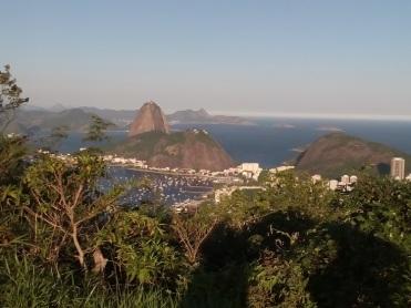 Panorama de Río