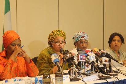 Desarrollo sostenible ONU Nigeria