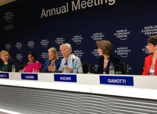 Foto Davos 2018