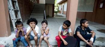 Niños inmigrantes en USA