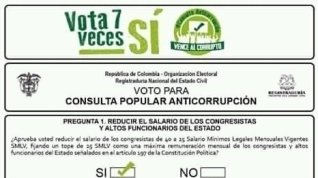 Formulario anticorrupcion