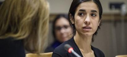 Nadia Murad, Premio NObel de la Paz 2018